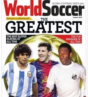 Cafu e Pelé são os únicos brasileiros em melhores da história de revista inglesa