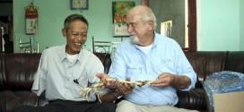 Vietnamita recebe ossos do braço que perdeu na guerra há 47 anos