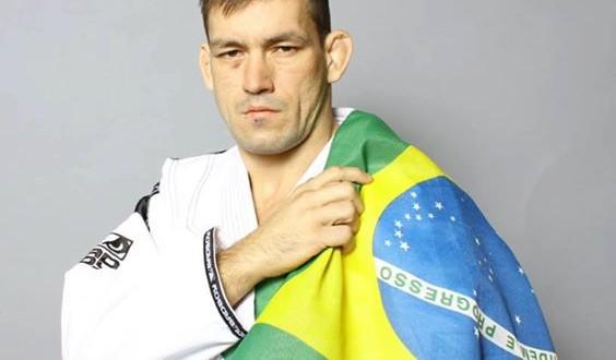 Demian Maia diz que Steven Seagal nunca ensinou golpe a Anderson Silva