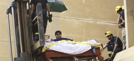 Saudita de 610 kg é hospitalizado por ordem do rei Abdullah