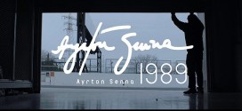 Honda recria volta histórica de Ayrton Senna em GP do Japão de 1989