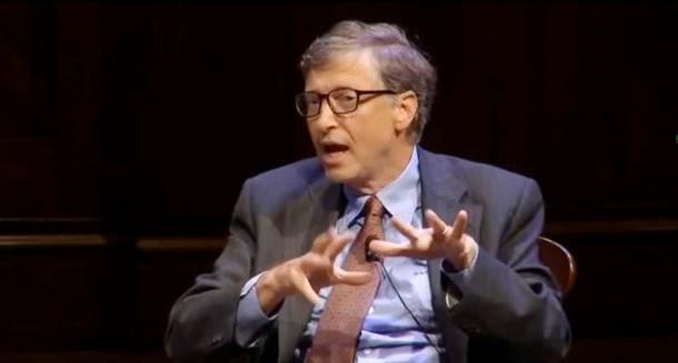 Bill Gates diz que comando Ctrl + Alt + Del foi um erro e culpa IBM