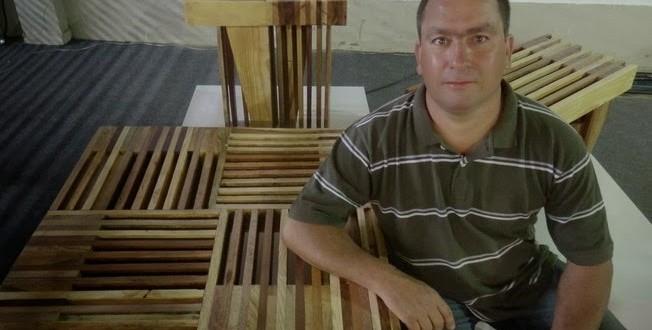 Ex-detento fatura R$ 1 milhão com cooperativa de reciclagem de madeira