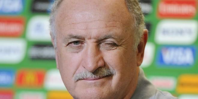 Felipão cai em trote de rádio espanhola e confirma Fred na Copa