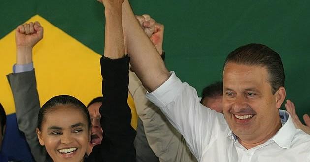 PPS faz paródia sobre aliança entre Eduardo Campos e Marina Silva