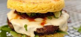 Feirinha Gastronômica terá hambúrguer de 'miojo' em SP