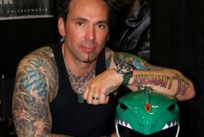Invicto no MMA, Power Ranger verde desafia Anderson Silva
