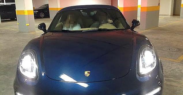 Sem seguro, Porsche de R$ 330 mil é roubado em SP