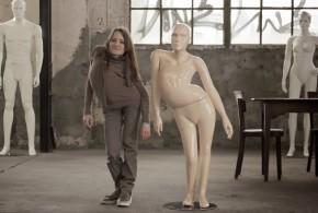 Campanha para promover inclusão cria manequins de pessoas com deficiencia
