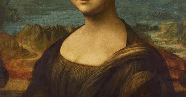 Mona Lisa fica careca em campanha sobre câncer