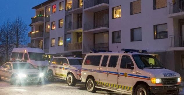 Polícia da Islândia mata homem pela primeira vez em sua história