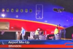 Avião com 129 pessoas a bordo pousa em aeroporto errado nos EUA