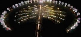 Dubai bate recorde com maior queima de fogos do planeta