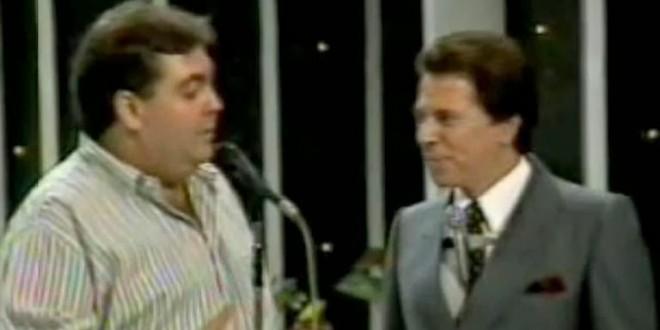 Faustão já participou de show de calouros de Silvio Santos