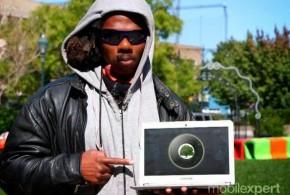 Morador de rua aprende programação e lança aplicativo de carona