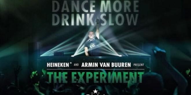 Campanha da Heineken pede que você dance mais e beba menos