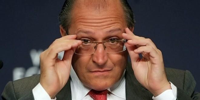 Governador Geraldo Alckmin diz que 'tropa do braço' teve êxito durante protesto em SP