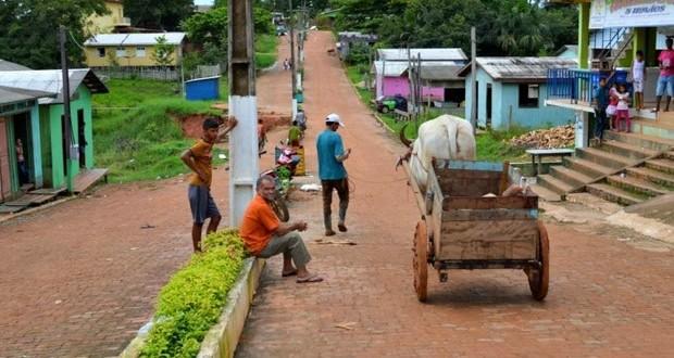 'Isolada', Porto Walter, no AC, é a única cidade do Brasil sem carro