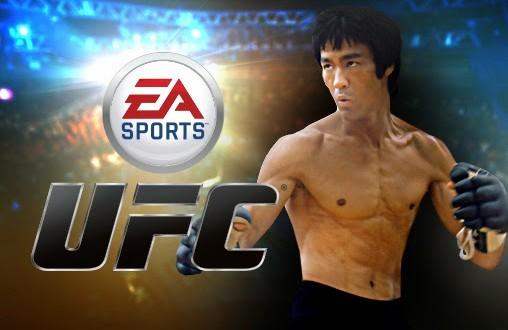 Bruce Lee será um dos lutadores em novo game do UFC