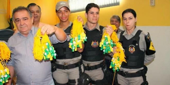 Acre vai distribuir apitos para população ajudar polícia na capital