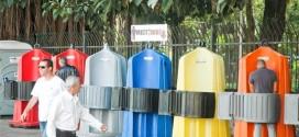 Banheiro químico usado na Virada Cultural permite xixi ao ar livre