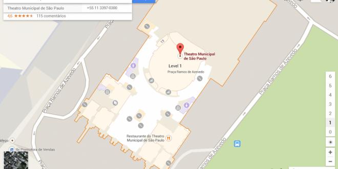 Google lança ferramenta que exibe mapas de lojas e locais fechados no Brasil