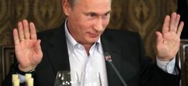 Putin proíbe palavrões em livros, jornais, shows e na TV