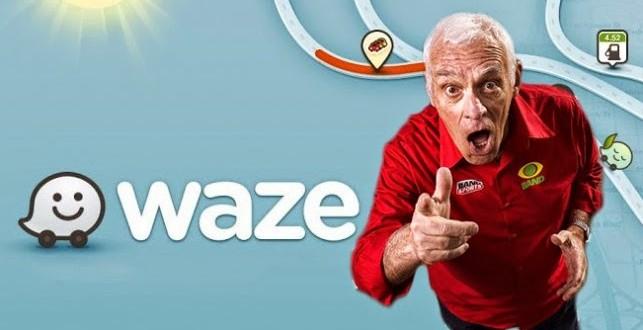 Aplicativo de trânsito Waze oferece vozes de Sílvio Luiz e Renata Fan para navegação