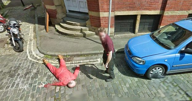 Escocês se desculpa por 'assassinato' no Google Street View