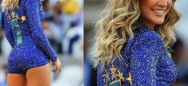 Look 'patinadora' de Claudia Leitte para a abertura da Copa custou R$ 2,7 milhões