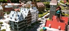 Família de origem alemã mantém cidade em miniatura há 30 anos