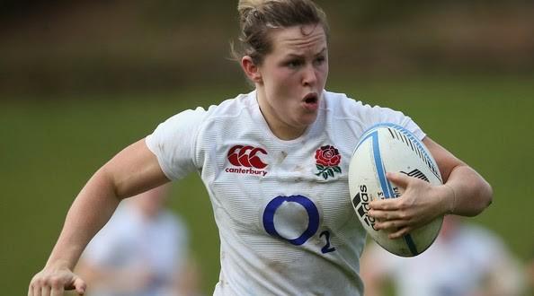 Campeã mundial de rugby trabalha como encanadora para pagar as contas