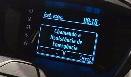 Ford lança sistema que chama o Samu em caso de acidente com o novo Ka