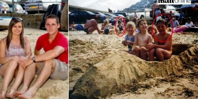 Recém-casados descobrem que têm foto juntos de 11 anos antes de se conhecerem