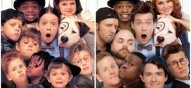 Elenco de 'Os Batutinhas' se reúne para recriar pôster do filme vinte anos depois