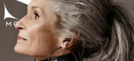 Aos 86 anos, modelo mais velha do mundo faz nova campanha