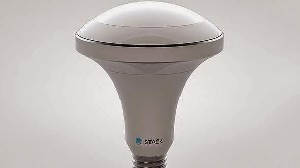 Ex-engenheiros da NASA e da Tesla criam lâmpada inteligente