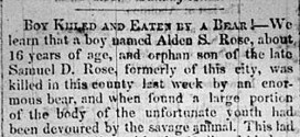 Jornal americano divulga correção de notícia publicada em 1852