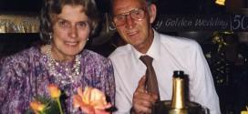 Após 65 anos juntos, casal inglês morre com minutos de diferença