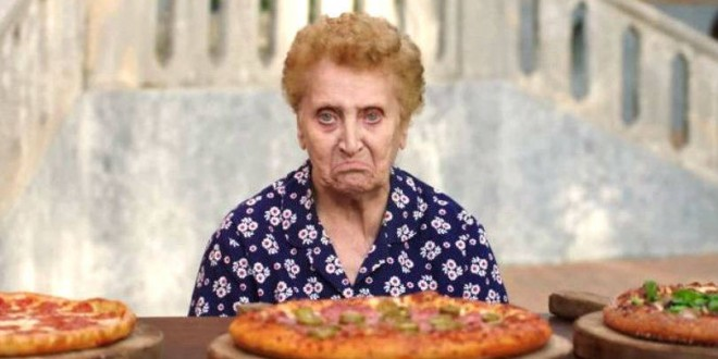 Pizza Hut pede a idosos italianos que julguem suas pizzas