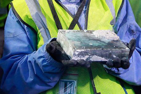 Policiais encontram cápsula do tempo de 1795 nos EUA