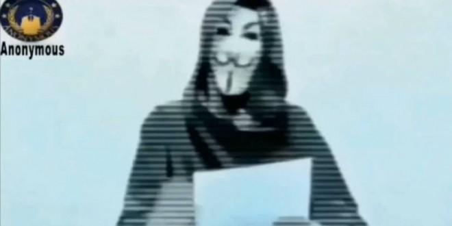 Anonymous promete atacar sites e contas de terroristas