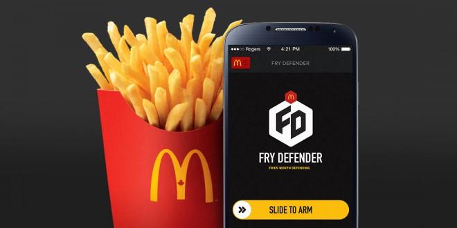 McDonald's cria aplicativo para evitar 'roubo' de batatinhas