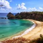 Baía do Sancho, em Noronha, é eleita melhor praia do mundo pela segunda vez