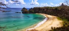 Baía do Sancho, em Noronha, é eleita melhor praia do mundo pela 2ª vez