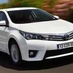 Com novo recorde, Corolla é o mais vendido no mundo em 2014