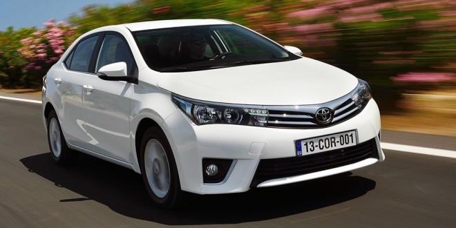 Com novo recorde, Corolla foi o carro mais vendido no mundo em 2014