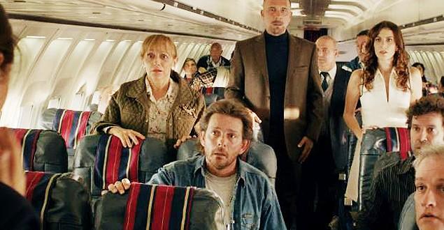 Cinemas exibem aviso no filme 'Relatos Selvagens' após queda de avião