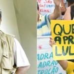 Fotógrafo é agredido durante manifestação por ser parecido com ex-presidente Lula
