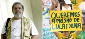 Fotógrafo é agredido durante manifestação por ser parecido com Lula